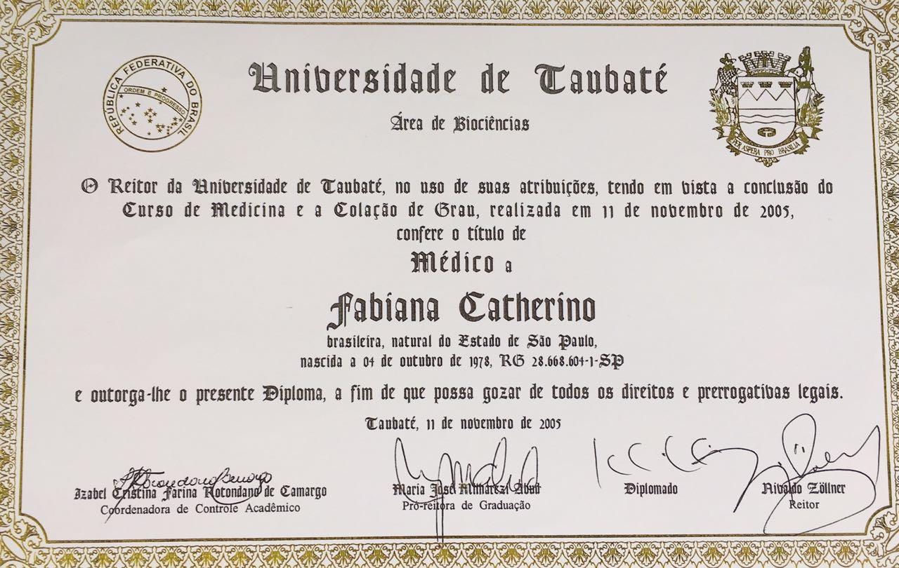 Diploma de Medicina