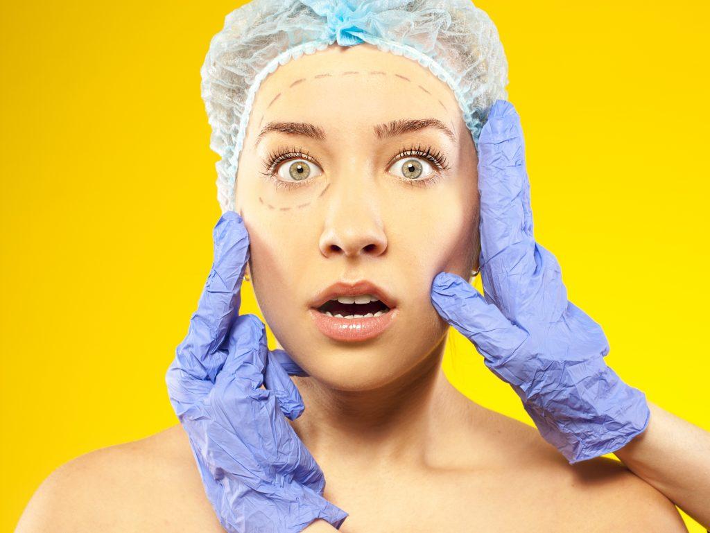 medo cirurgia